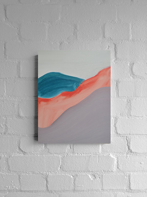 Island dusk