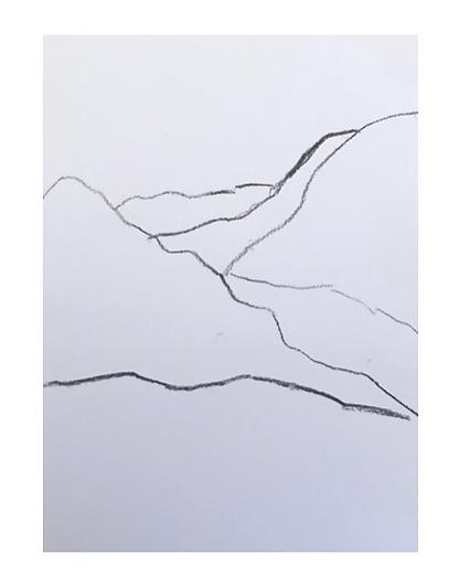 Line landscape II