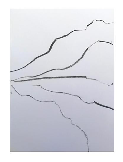 Line landscape IIII