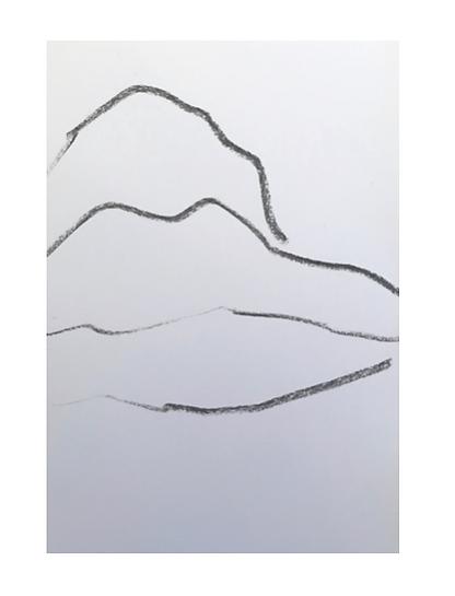 Line landscape I