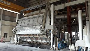 Oman Aluminium Cast Furnace