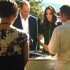 Agency founder Kate Colley meets Prince William and Dutchess Kate