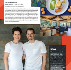 Western Living 2021 Foodies of the Year Finalists