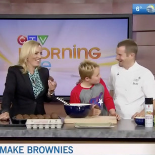 Better Together BC Cooking with Kids Contest