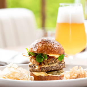 Chef Ned Bell's Top 5 Burger Tips