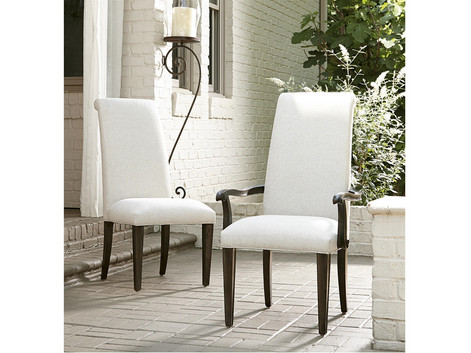California Arm and Side Chairs
