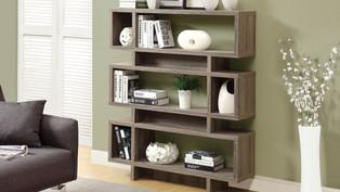 Lidar Taupe Bookshelf i3251