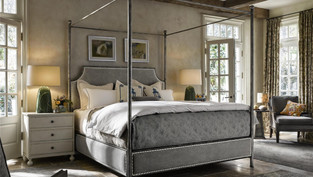 Sojourn Respite Bedroom