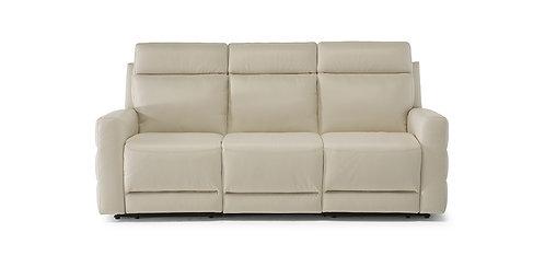 Natuzzi Benevolo Leather Recliner Sofa
