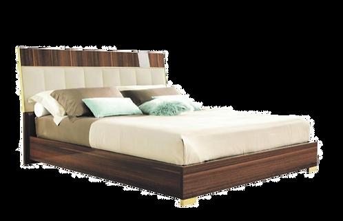 Mid-Century Queen Bed