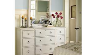 Summer Hill Dresser Mirror