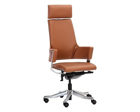 Kermer Office Chair - Tan