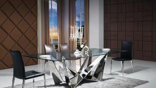 Diamond Dining Table - CT2061