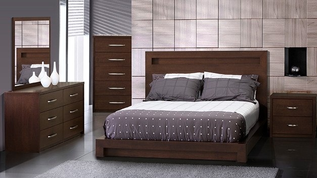Manhattan Bedroom