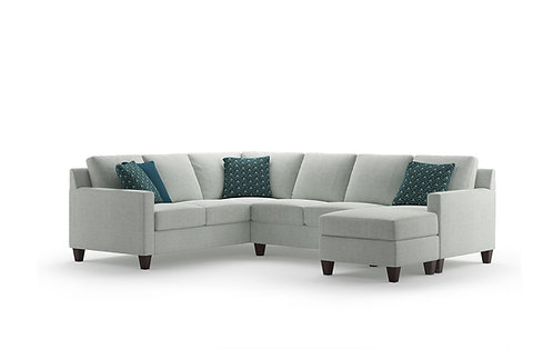 Finley Fabric Sectional