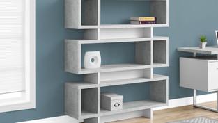 Lidar White Bookself i7532