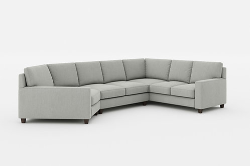 Grayson Fabric Sectional