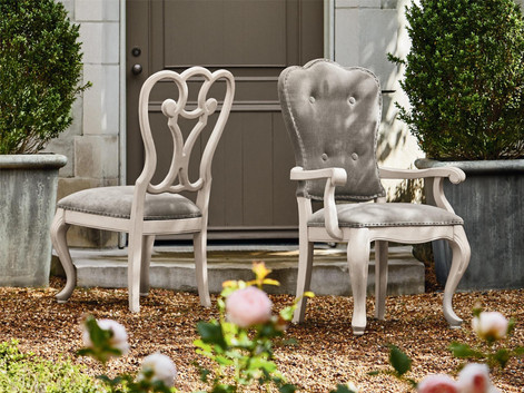 Elan Arm and Side Chairs