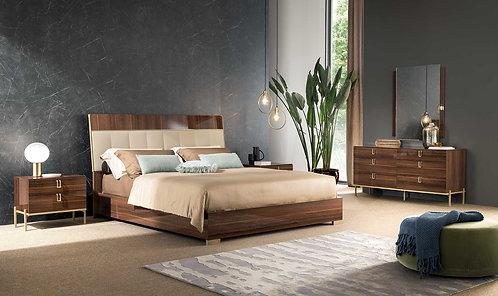 ALF ITALIA Mid-Century 5 Pcs. Bedroom set