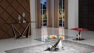 Diamond Coffee Table - CT2061B