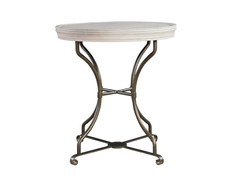 Elan Round End Table