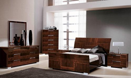 ALF ITALIA Pisa 5 Pcs. Bedroom Set