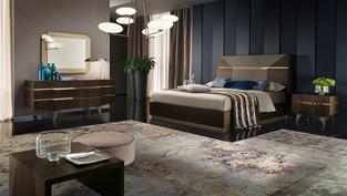 Accademia Bedroom
