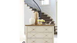 Modern Muse Bed Side Chest