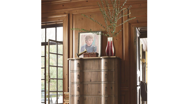 Authenticity Drawer Chest