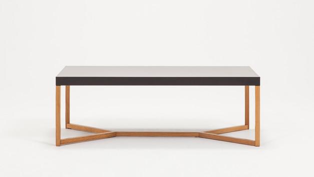 Trivia Coffee Table - Charcoal