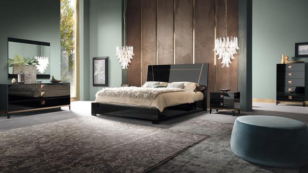 Mont Noir Bedroom