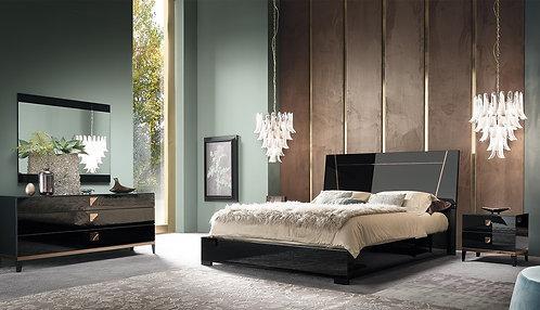 ALF ITALIA Mont-Noir 5 pcs. bedroom set