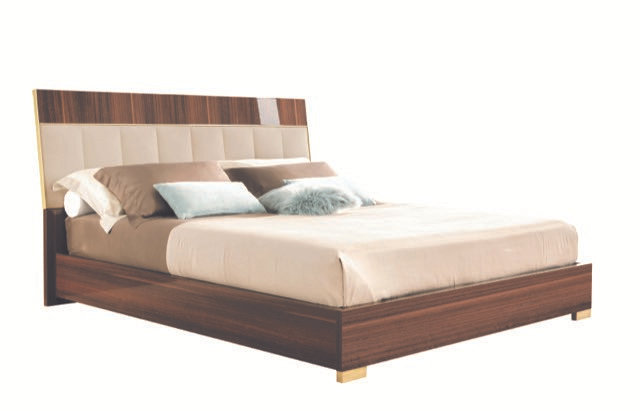 Mid-Century King Bed