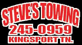 Steve's Towing Kingsport TN