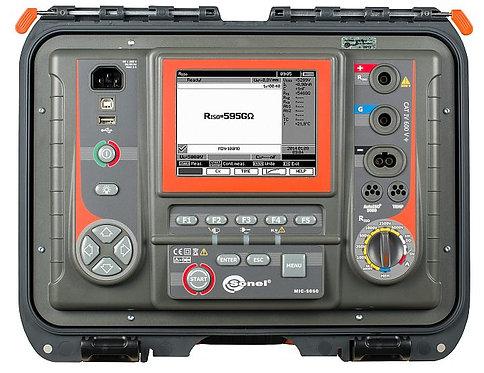 Sonel -MIC-5050-Insulation Resistance Meter, Bluetooth, 20 TΩ,  5000V