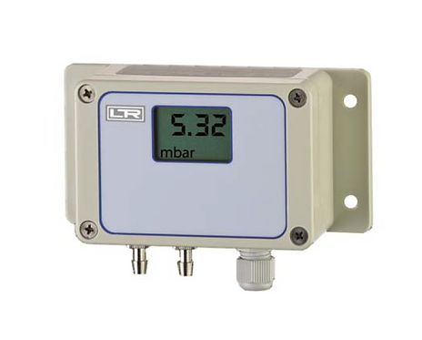 LR-Cal DPS 200 Differential Pressure Transmitter for Gas and Compressed Air