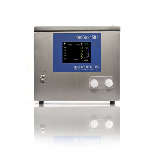 Lighthouse Nanocount 50 Liquid Particle Counter