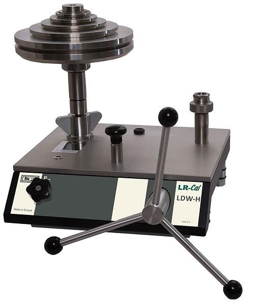 LR-Cal LDW-H Hydraulic Deadweight Tester Pressure Calibrator Balance 20000 PSI