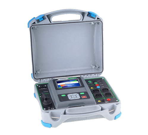 Metrel MI 3290 GP Earth Analyzer Earth Tester with GP Set
