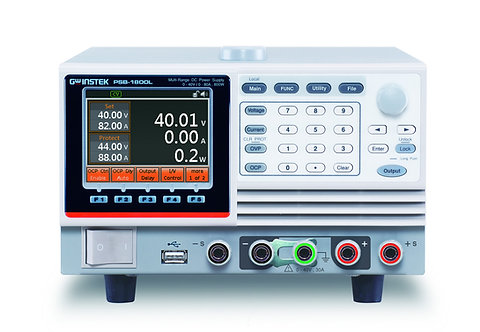 GW Instek PSB-1000 Series Programmable DC Power Supplies