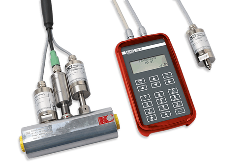 LR-Smart Tech HD01 Hydraulic Diagnostic Device 0.5% Pressure Accuracy