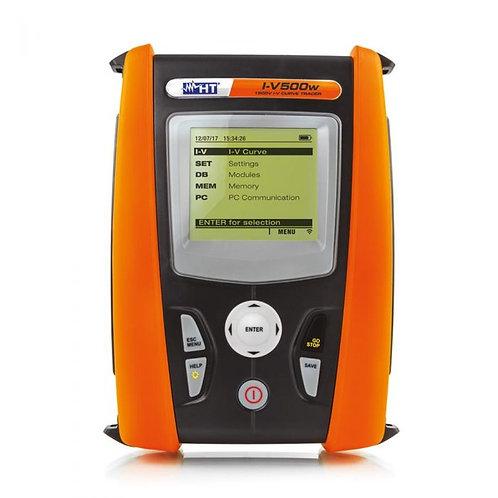 HT Instruments I-V500W PV Installation Tester 1500V 15A I-V Curve Photovoltaic
