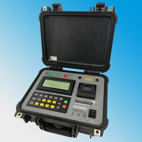 Tinsley INS-6005kV Digital Insulation Tester 5kV