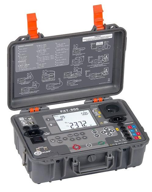 Sonel PAT-806 IT Portable Appliance Tester Designed For Welding Equipment