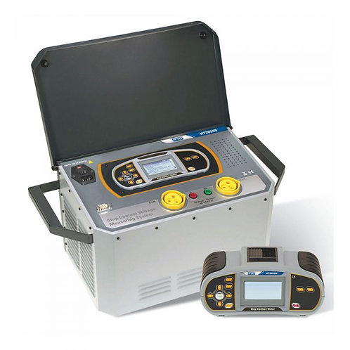 HT Instruments HT2055 Step and Touch Voltage and Contact Meter up to 50A