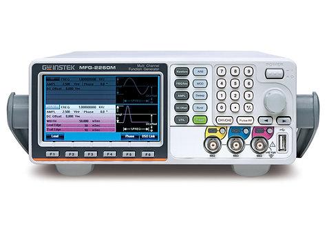 GW Instek MFG-2260M 60MHz Arbitrary Function Generator Dual Channel