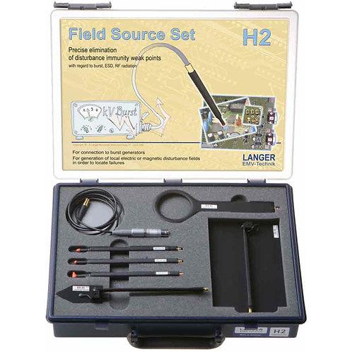 Langer EMV H2 Set Field Sources