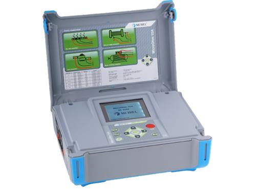 Metrel MI 3250 MicroOhm 10A Low Resistance Ohmmeter DLRO