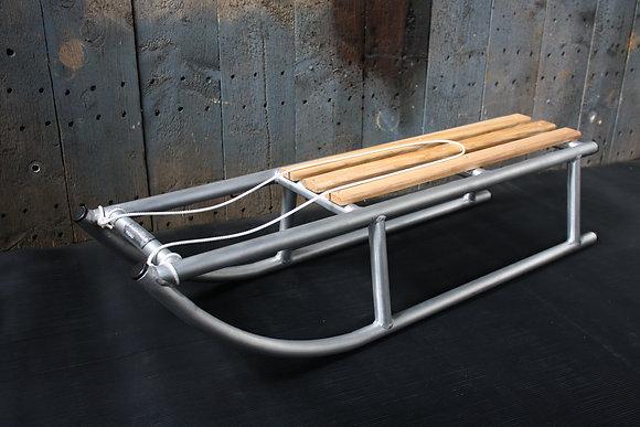 The SNOW GLIDER aluminium snow sledge