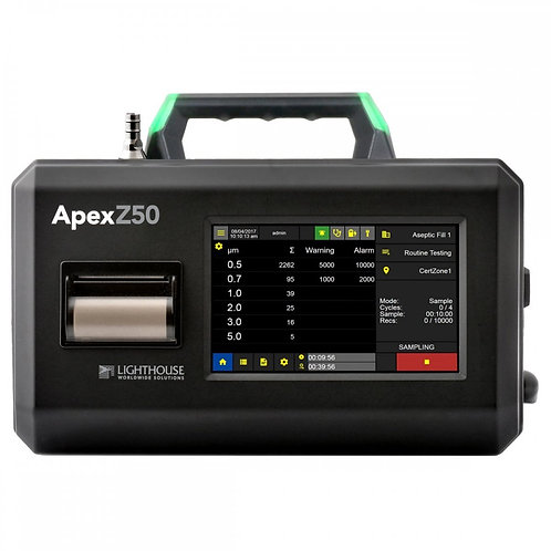 Lighthouse ApexZ50 Portable Particle Counter